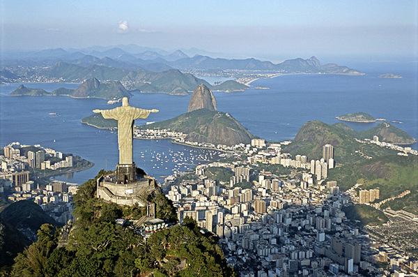 На учебу в Бразилию