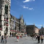 Лучший университетский город Мюнхен