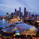 Лучший университетский город Сингапур
