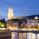 Лучший университетский город Цюрих