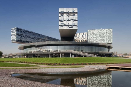 архитектура бизнес-школ: Skolkovo School of Management