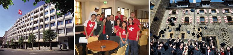Презентация учебных программ швейцарского Института гостиничного менеджмента IHTTI и «Swiss Education Group»