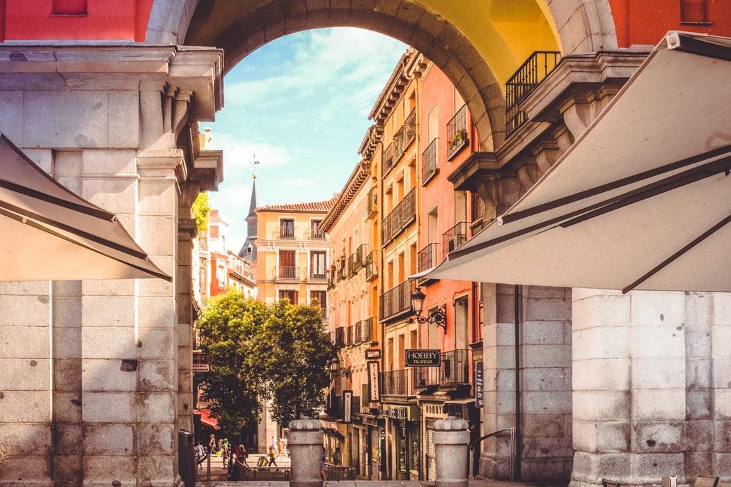 Магистратура в университете Мадрида